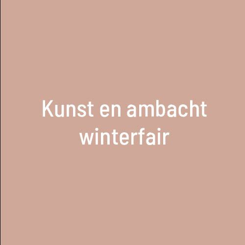 Winterfair Roze